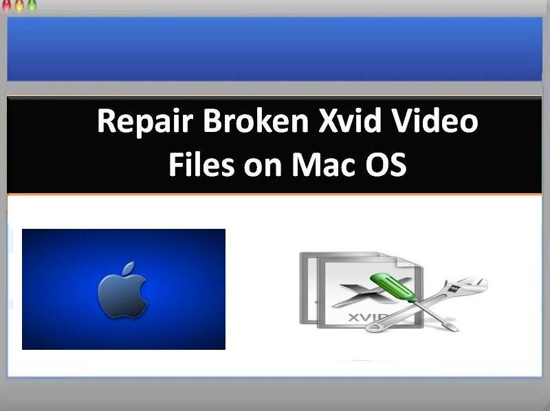 Best tool to repair xvid video files